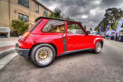 renault turbo Danville dElegance 2014 Stock Photo