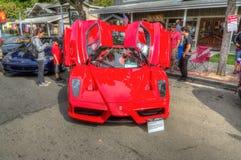 Danville-dElegance Enzo Ferrari 2014 Stockfoto