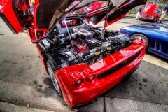 Danville-dElegance Enzo Ferrari 2014 Lizenzfreie Stockbilder