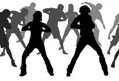 Danza Foto de archivo