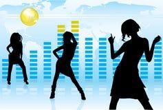 Danza Fotografía de archivo