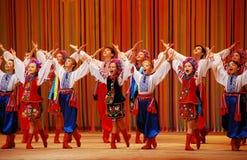 Danza Foto de archivo libre de regalías