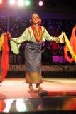 Danza aborigen Sarawak Imagen de archivo
