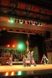 Danza aborigen Sarawak Imagen de archivo libre de regalías