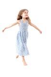 Danza agraciada Fotografía de archivo libre de regalías