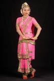 Danza clásica india imágenes de archivo libres de regalías
