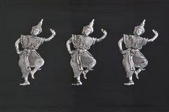 Danza clásica tailandesa Imagenes de archivo