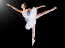 Danza como una estrella Imágenes de archivo libres de regalías