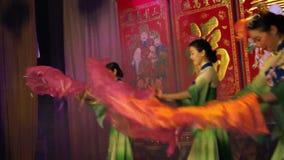 Danza con las fans