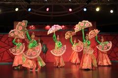 Danza coreana 3 Foto de archivo libre de regalías