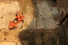 Danza de Gambyong Foto de archivo libre de regalías