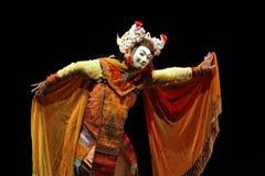 Danza de Gambyong Fotos de archivo