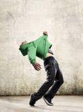 Danza de Hip Hop Imágenes de archivo libres de regalías