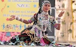 Danza de Kalbalia Fotos de archivo
