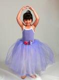 Danza de la bailarina de la danza fotografía de archivo