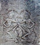 Danza de la diosa Imagenes de archivo