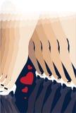 Danza de las muchachas libre illustration