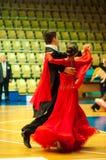 Danza de los pares Fotografía de archivo libre de regalías