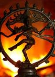 Danza de Shiva foto de archivo