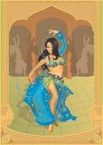 Danza de vientre Imagenes de archivo