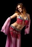Danza de vientre. Fotos de archivo libres de regalías