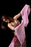 Danza de vientre. Foto de archivo