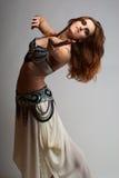 Danza de vientre. Fotos de archivo