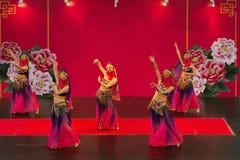 Danza de vientre Imagen de archivo libre de regalías