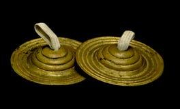 Danza de vientre antigua Zils imágenes de archivo libres de regalías