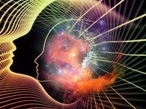Danza del alma y de la mente Imagen de archivo