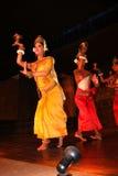 Danza del Khmer Imagen de archivo