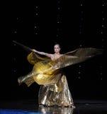 Danza del mundo de Ángel-Turquía del vientre de Austria de oro de la danza- Imágenes de archivo libres de regalías