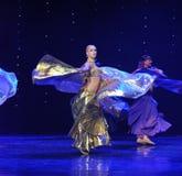 Danza del mundo de ala-Turquía del vientre de Austria de oro de la danza- Fotografía de archivo