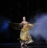 Danza del mundo de diosa-Turquía del vientre de Austria de oro de la danza- Fotografía de archivo