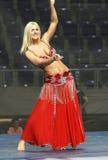 Danza del ventre Fotografia Stock Libera da Diritti