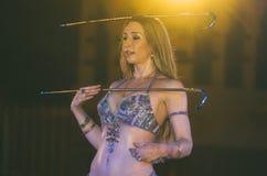 Danza, Dubai imagen de archivo libre de regalías