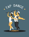 Danza incendiaria Imagen de archivo libre de regalías