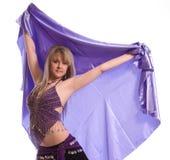 Danza india Fotografía de archivo libre de regalías