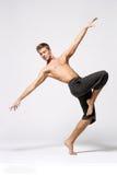 Danza moderna Fotos de archivo libres de regalías