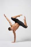 Danza moderna Fotografía de archivo libre de regalías