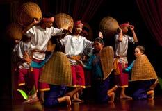 Danza popolare khmer immagine stock libera da diritti