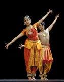 Danza popular india Imagen de archivo libre de regalías