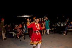Danza popular mexicana Fotografía de archivo