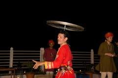 Danza popular mexicana Fotos de archivo libres de regalías