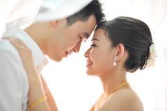 Danza romántica Fotos de archivo