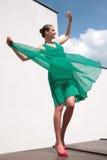 Danza romántica Imagen de archivo