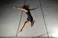 Danza subterr?neo 58 Imágenes de archivo libres de regalías