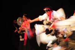 Danza tibetana Imagen de archivo libre de regalías