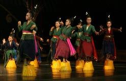 Danza tradicional Imagen de archivo libre de regalías