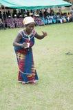 Danza tradicional Imagen de archivo